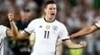 Julian Draxler será um dos nomes mais experientes da Alemanha na Copa das Confederações
