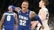 Derrick Gordon em ação pela Seton Hall; jogador pode fazer história no Draft da NBA