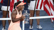 Sloane Stephens foi campeã do US Open no sábado