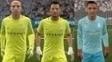 Caballero, Bravo e Navas são os nomes envolvidos na discussão a respeito do gol do Manchester City.