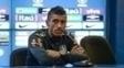 Paulinho concedeu entrevista coletiva nesta segunda-feira