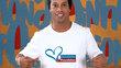 Ronaldinho e a propaganda que pode levar um fã para conhecê-lo