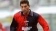 O melhor momento da carreira de Fabián O'Neill foi pelo Cagliari