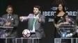 Conmebol realizou o sorteio da Libertadores nesta quarta-feira