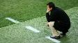 Dunga, na derrota do Brasil para a Holanda, nas quartas de final da Copa de 2010