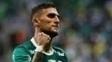 Rafael Marques deseja ficar no Palmeiras