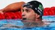 Nicholas Santos levou a prata no Mundial