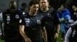 Interino, Elano foi o técnico do Santos contra o Botafogo, no Pacaembu