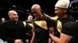 Anderson caiu no choro após vencer Brunson e quebrar 'jejum' no UFC