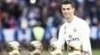 Mais um prêmio para a coleção de Cristiano Ronaldo?