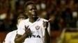 Kanu marcou no triunfo do Vitória para cima do Sport