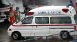Jules Bianchi deixou o circuito de Suzuka em ambulância