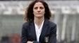 Patrizia Panico, treinadora da seleção italiana sub-16