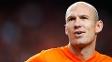 Robben quer ser consultado na escolha de novo técnico da Holanda