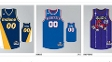 Pacers, Kings e Raptors lançaram uniformes retrôs
