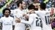 Real Madrid Comemora Gol Getafe Campeonato Espanhol 16/04/2016