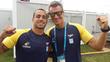 Fernando Pontes, 5º colocado no Mundial de Esportes Aquáticos