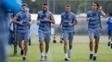 Grêmio treina antes de viajar para o Paraguai