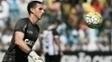 Gatito Fernández brilhou na vitória do Figueirense em plena Vila Belmiro