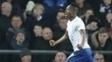 Musa desencantou com a camisa do Leicester
