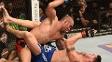 Carioca venceu pela 1ª vez no UFC