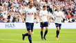 Harry Kane Comemora Gol Tottenham West Ham Premier League 23/09/2017