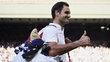 Roger Federer está nas semifinais de Wimbledon