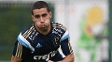 Gabriel se despediu do Palmeiras nesta sexta