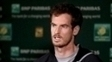 Murray deu coletiva antes de torneio em Indian Wells
