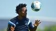 Zé Roberto comentou sobre a chegada do novo companheiro de equipe