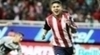 Eduardo Lopez Comemora Gol Chivas Pumas Mexicano 07/01/17
