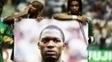 Marc-Vivien Foe Homenagem Camaroes França Final Copa das Confederações 29/06/2003