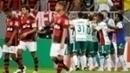Palmeiras x Flamengo Mané Garrincha