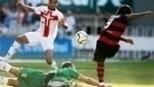 Com gols de Vágner Love, Flamengo eliminou Vasco e foi à final da Taça Rio