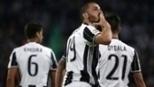 Embalada, Juventus goleia com pintura de Bonucci e fica mais perto do hexa na Itália