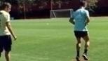 Diego posta vídeo de sequência de exercícios que tem feito; veja