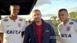 Zé Elias, Jô e Léo Jabá relembram estreias no profissional do Corinthians