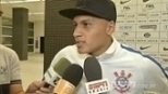 Léo Jabá rebate críticas, se emociona após primeiro gol e ainda brinca; veja