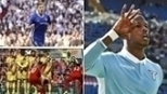 'Míssil' de Matic, falta de Coutinho, passes de letra e mais nos golaços do final de semana