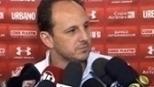 Ceni torce por Cueva, aprova Thomaz e não descarta Éverton Ribeiro
