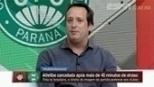 Gian diz que torcedor paranaense foi feito de palhaço: 'Argumentações são patéticas'