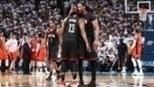 Nenê é cestinha com recorde, Rockets vencem Thunder em OKC e ficam a uma vitória de fechar a série