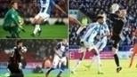 Ter Stegen no contra-pé, sequência de Romero e Coleman parando o City; veja defesaças