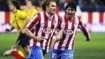 Barça abriu 2 a 0 em 30min, mas Forlán e Aguero comandaram virada do Atlético