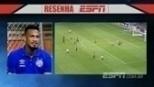 Hernane comenta narração emocionante de gol contra o Sampaio Corrêa
