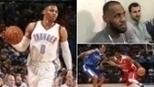 Triple-double histórico, crítica de LeBron e All-Star Game do basquete brasileiro no 'NBA Countdown Brasil'