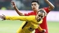 Griezmann será desfalque nas próximas partidas do Atlético de Madri