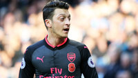 Ozil Arsenal Manchester City Premier League 05/11/2017
