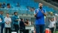Substituto de Renato Gaúcho, Felipe Endres aplaudiu o futebol de Lucas Rex