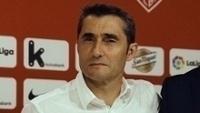 Técnico Ernesto Valverde se despediu do Athletic Bilbao